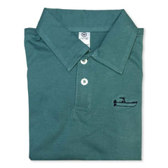 Boat Ride Polo Tee