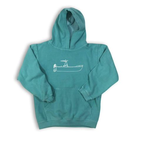 Boat Ride Hooded Sweatshirt