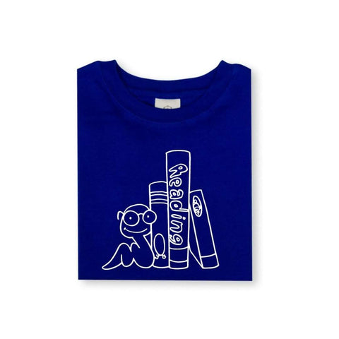 Bookworm Long Sleeve Tee