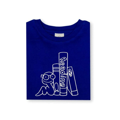 Bookworm Short Sleeve Tee