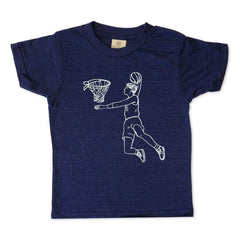 Basketball Player Short Sleeve Tee