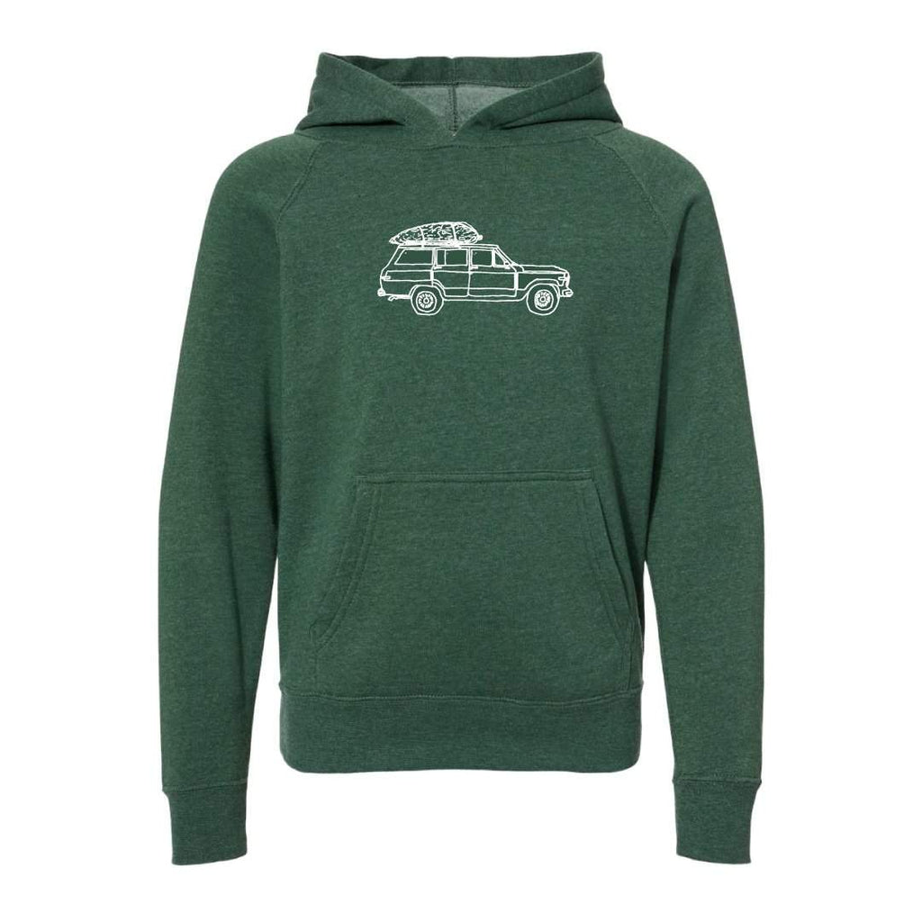 Oh Christmas Tree Hooded Sweatshirt