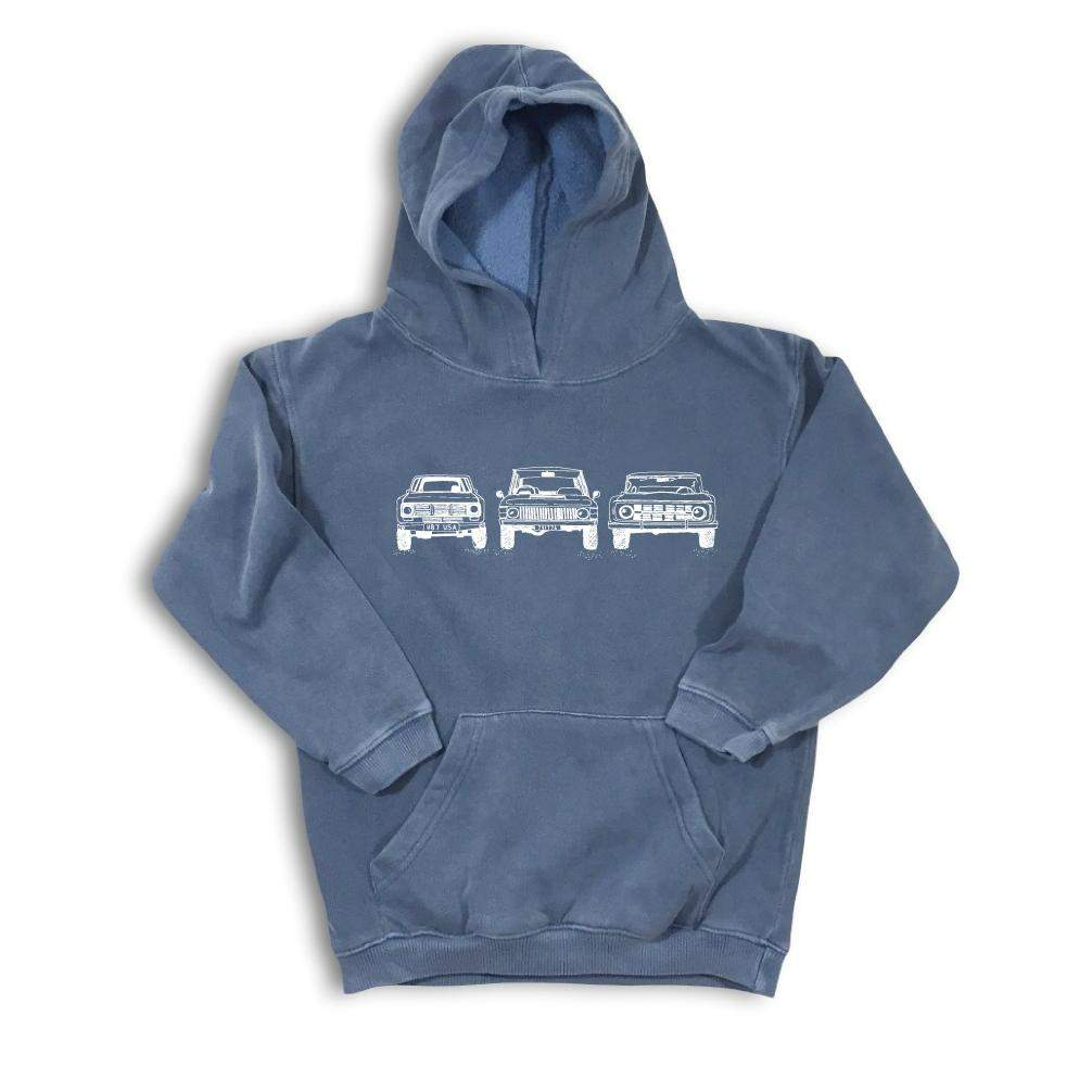 Off Road Hooded Sweatshirt