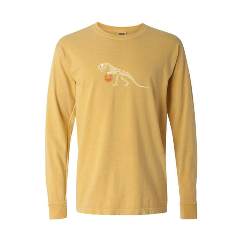 Dino Bones Long Sleeve Tee
