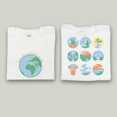 Earth Day Short Sleeve Tee