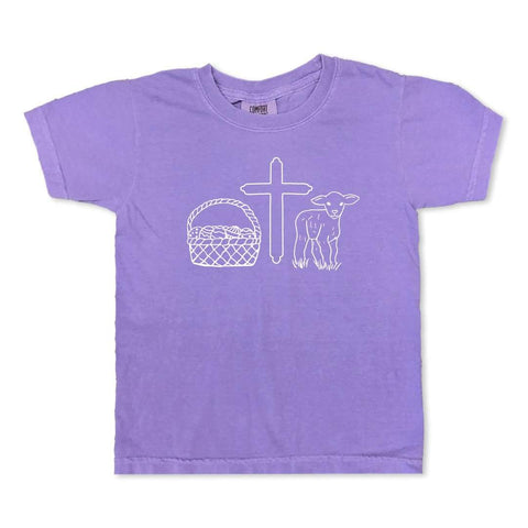 Easter Trio Short Sleeve Tee