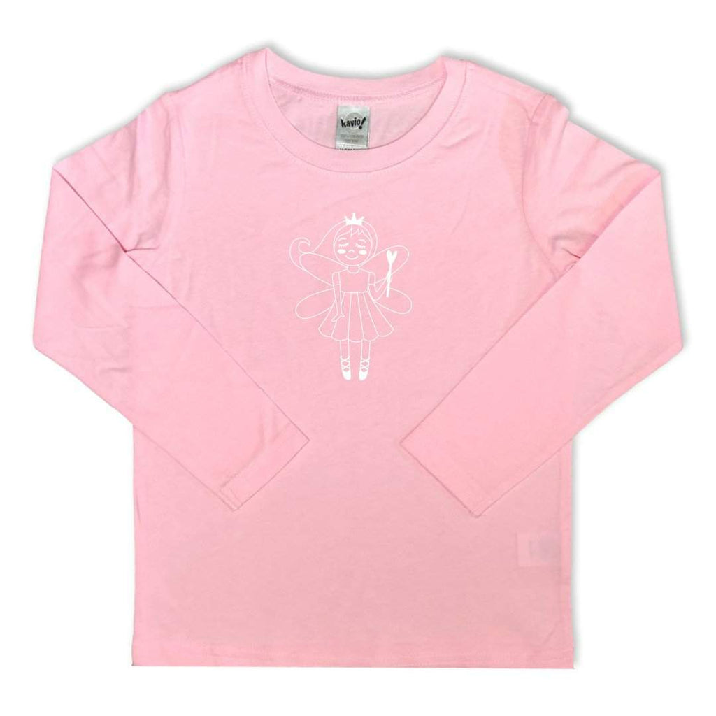 Fairy Magic Long Sleeve Tee
