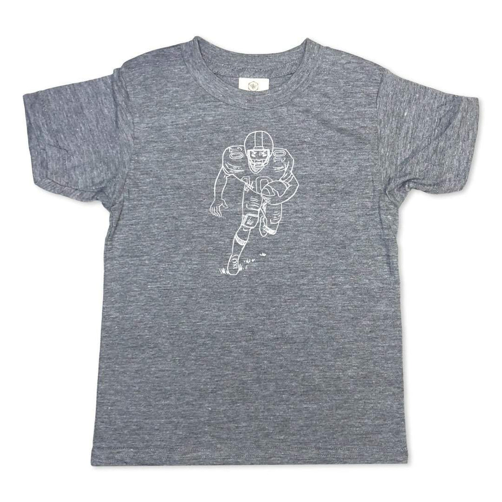 Football Player Short Sleeve Tee