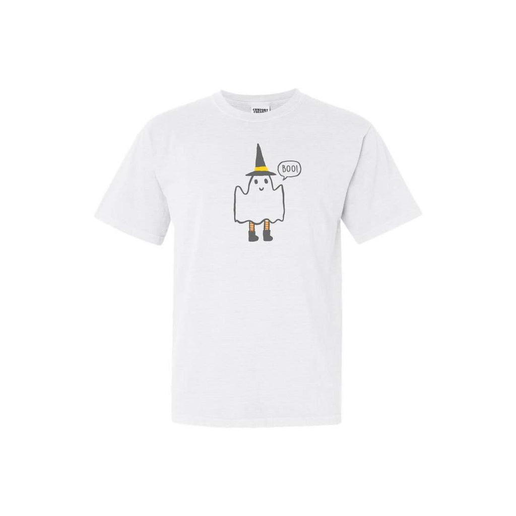 Friendly Ghost Short Sleeve Tee