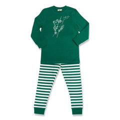 Long Sleeve Frog Sleepwear