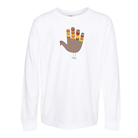 Give Thanks Long Sleeve Tee