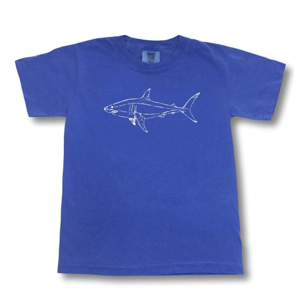 Shark Short Sleeve Tee