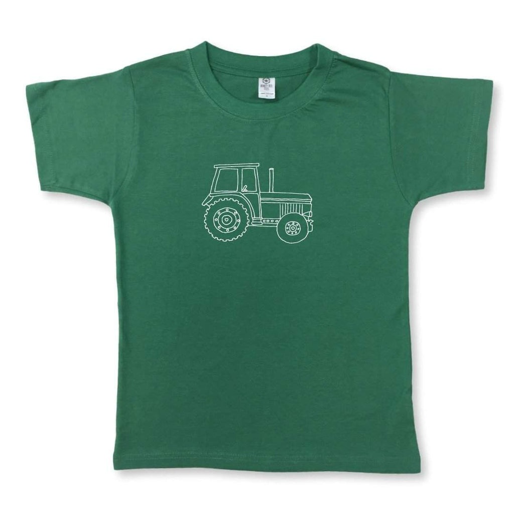 Big Green Tractor Short Sleeve Tee