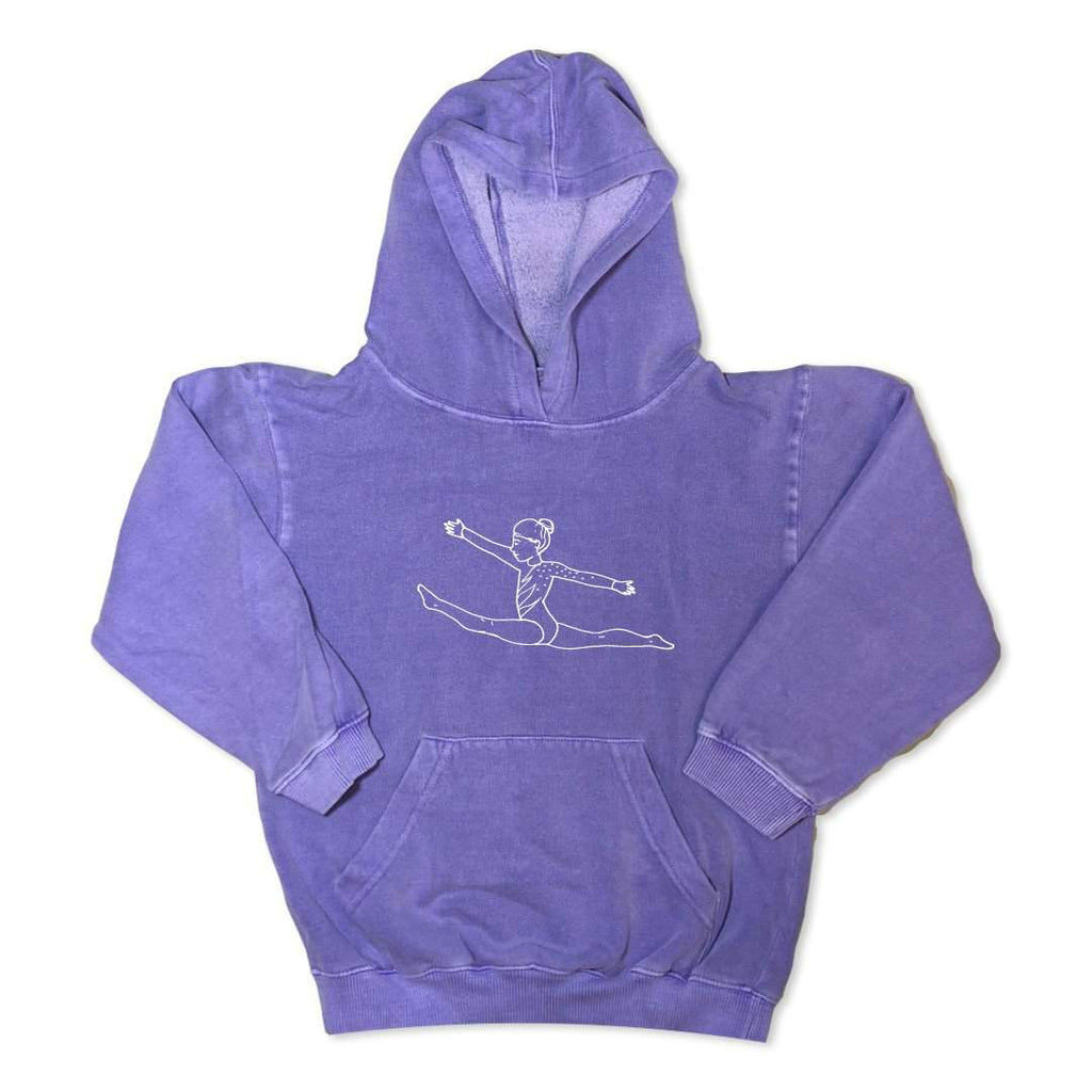 Gymnast Hooded Sweatshirt