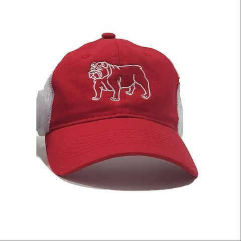 Bulldog Children's Trucker Hat