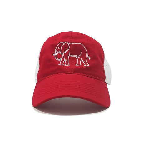 Elephant Children's Trucker Hat