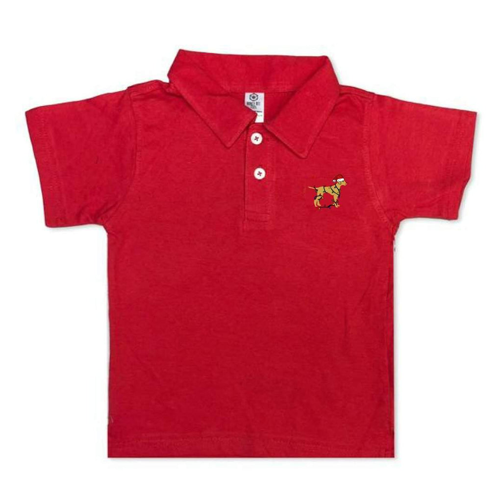 Jingle Dog Polo Tee
