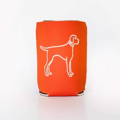 Bird Dog Neoprene Koozie