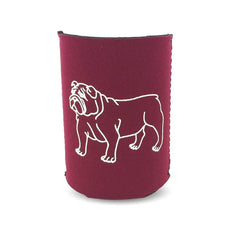 Bulldog Neoprene Koozie - Honey Bee Tees - 2