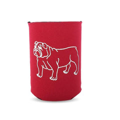 Bulldog Neoprene Koozie - Honey Bee Tees - 3