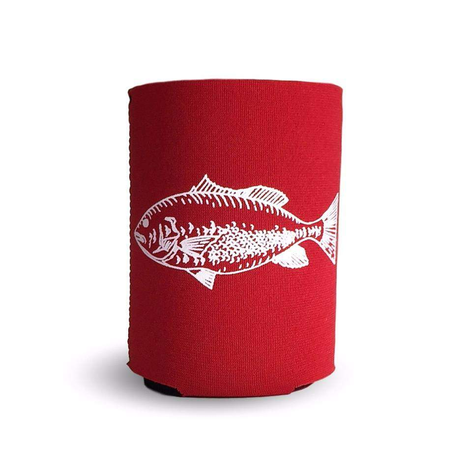 Snapper Neoprene Koozie - Honey Bee Tees