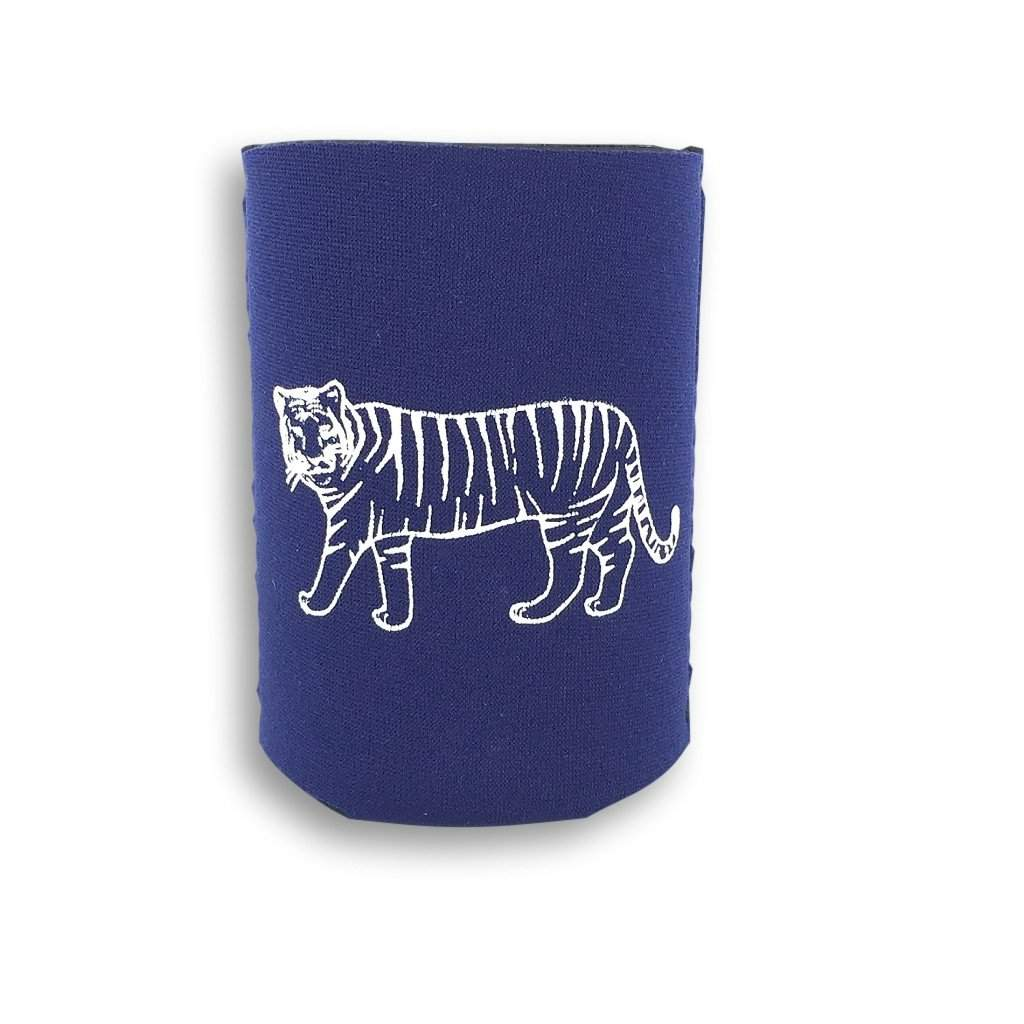 Tiger Neoprene Koozie - Honey Bee Tees - 3