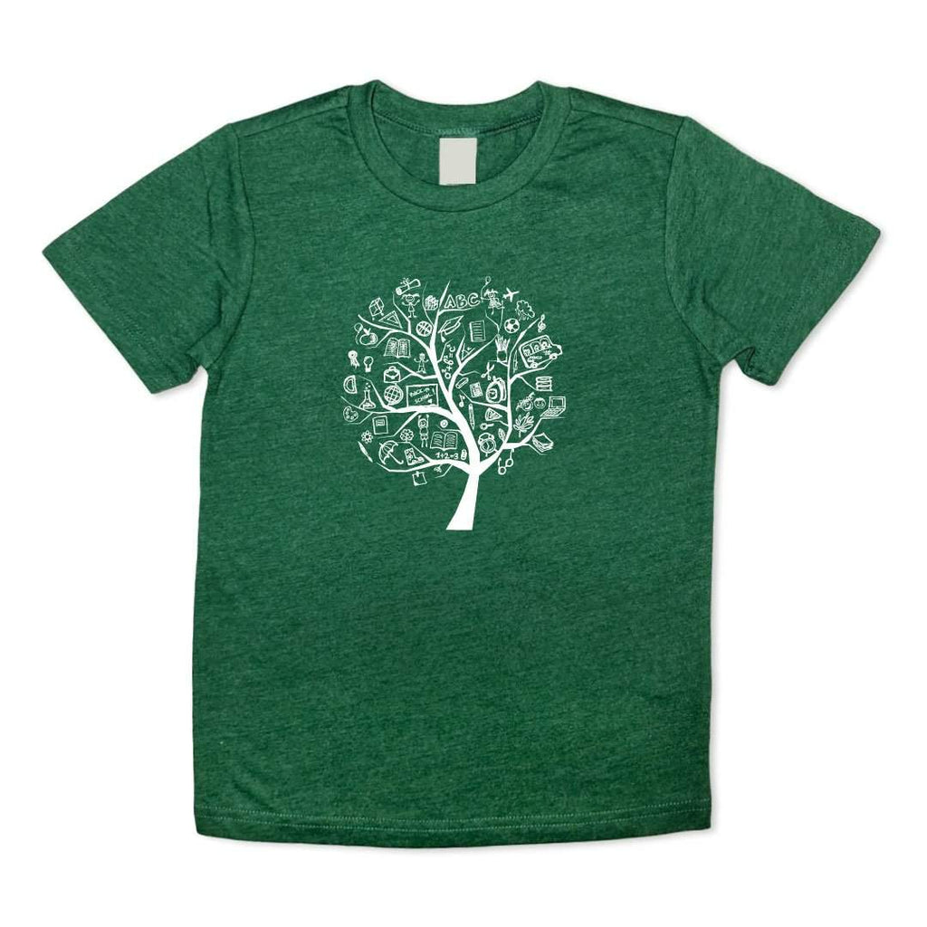 Learning Tree Short Sleeve Tee