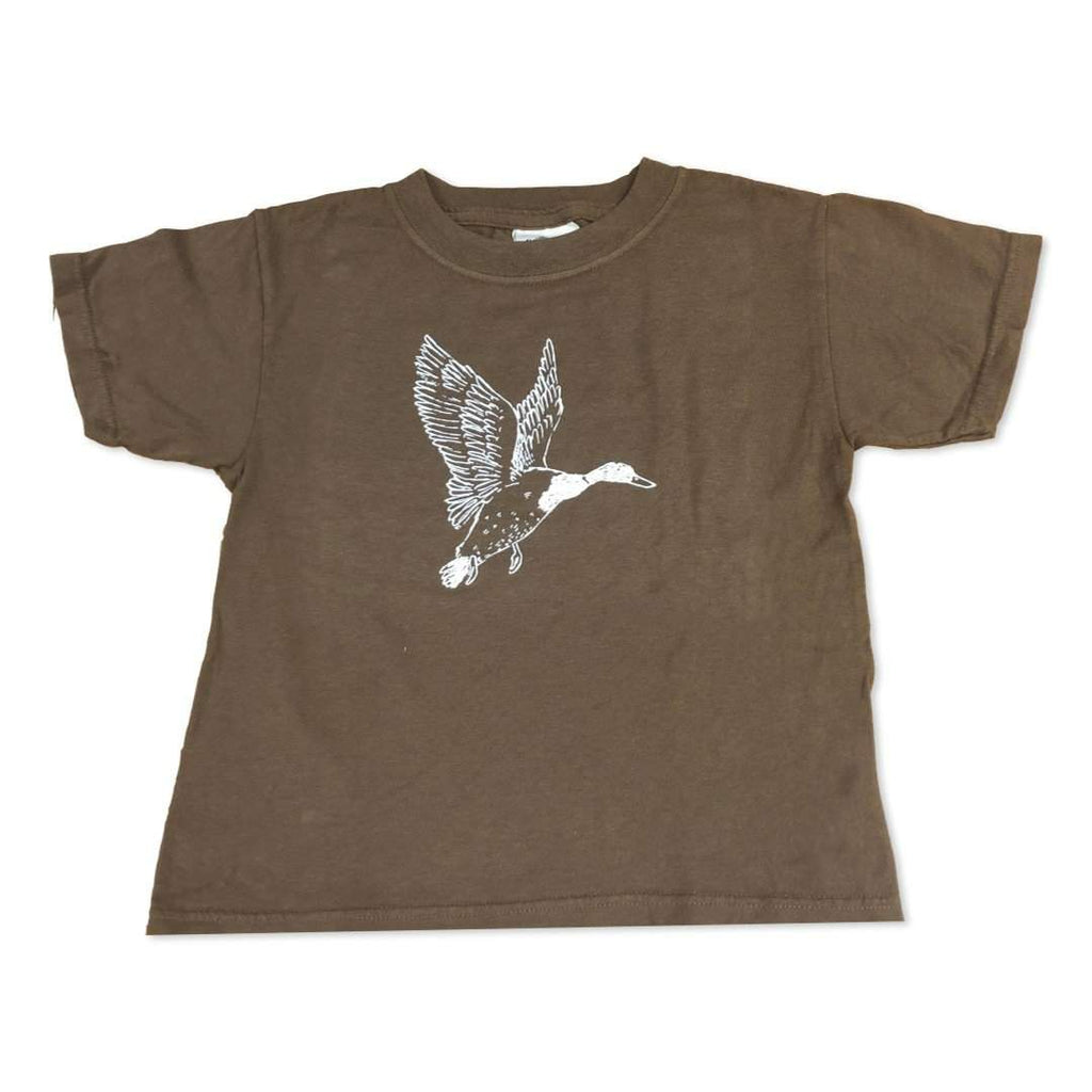 Mallard Duck Short Sleeve Tee