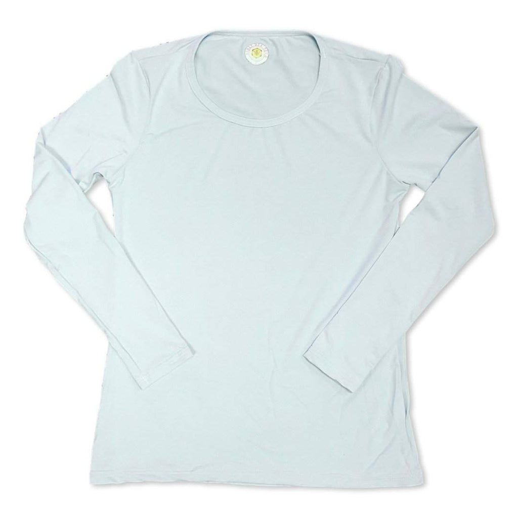 Marlin Ladies Scoop Neck Long Sleeve Rash guard