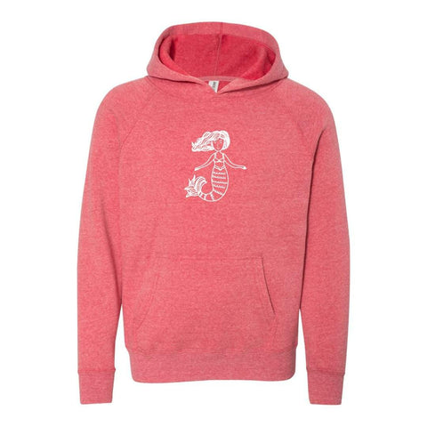 Mermaid Hooded Sweatshirt