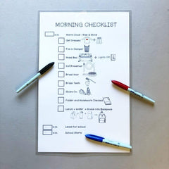 Chore Checklists