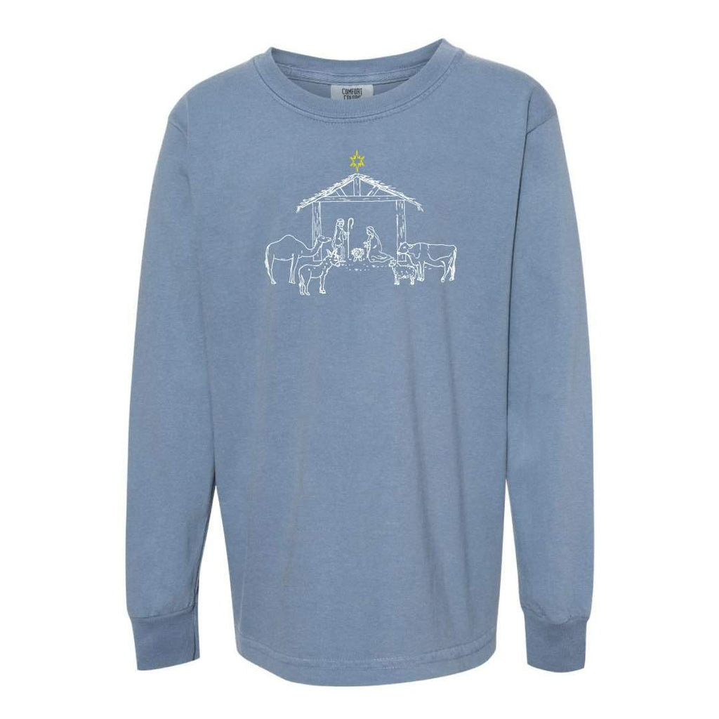 Nativity Long Sleeve Tee
