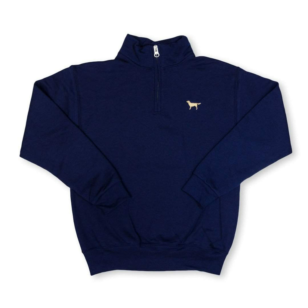 Golden Retriever 1/4 Zip Sweatshirt