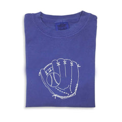 Baseball Glove Long Sleeve Tee