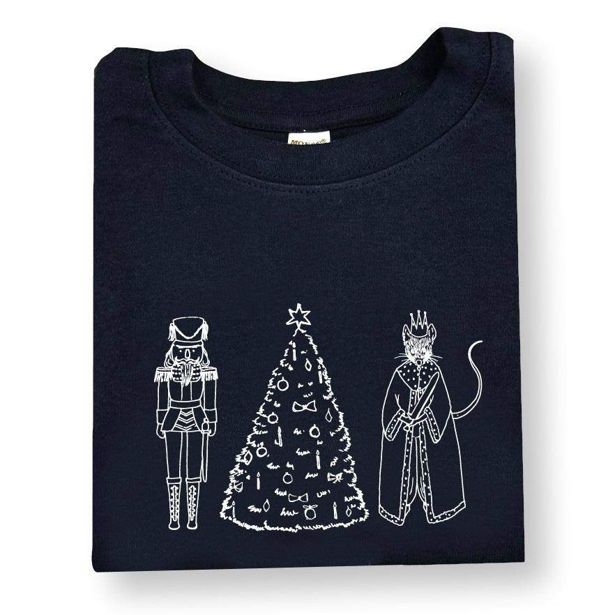Nutcracker Ballet Long Sleeve Tee