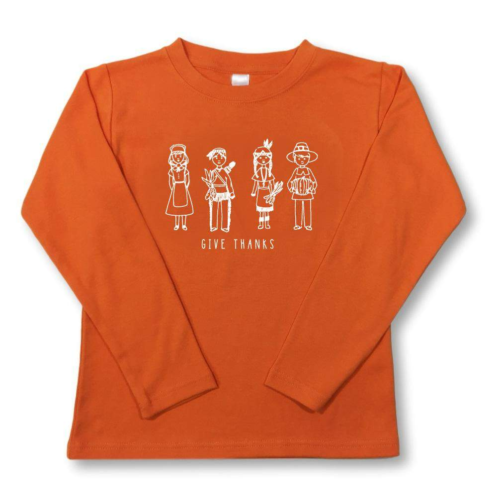 Thanksgiving Long Sleeve Tee