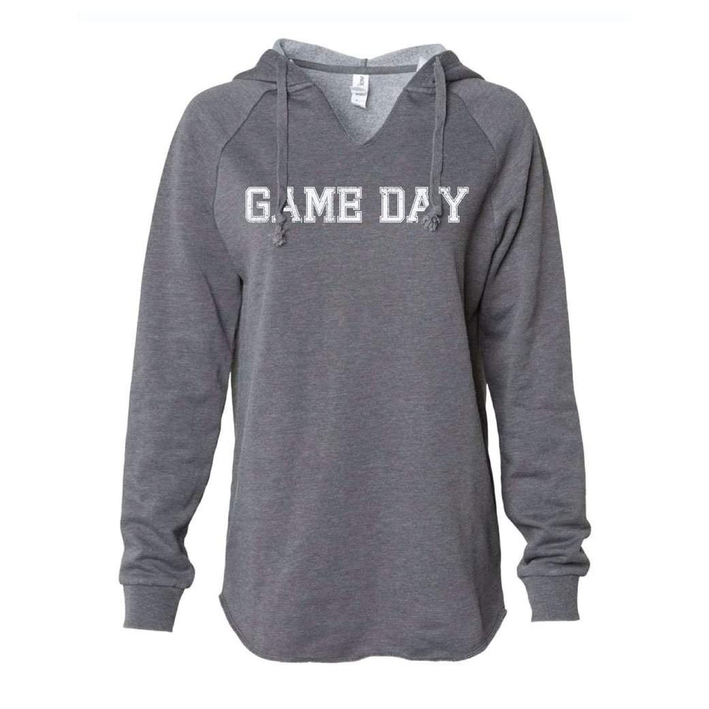 Adult Women's Game Day Hooded Sweatshirt