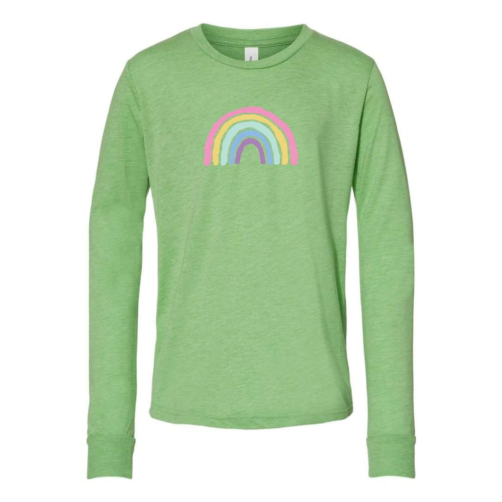 Rainbow Long Sleeve Tee