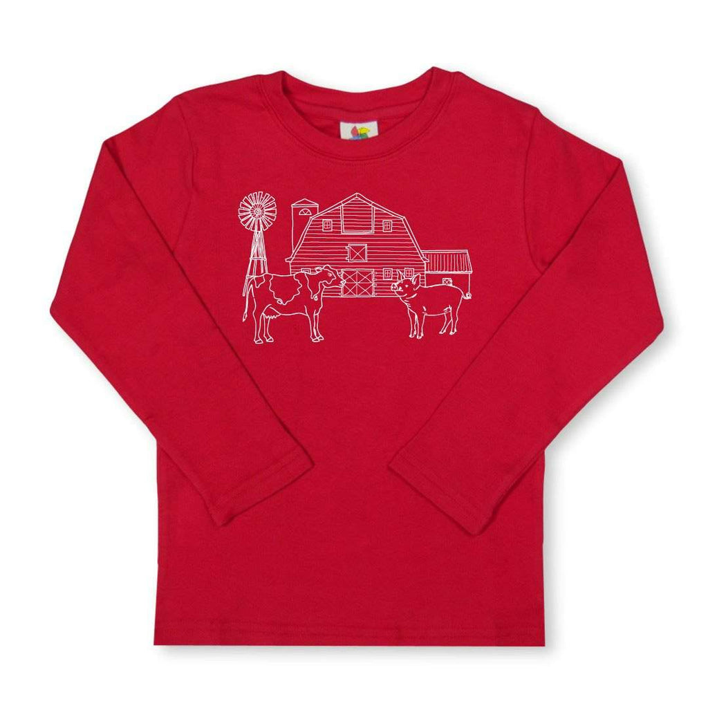 Barnyard Long Sleeve Tee