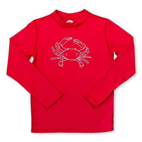 Kinda Crabby Rash Guard UPF 50+