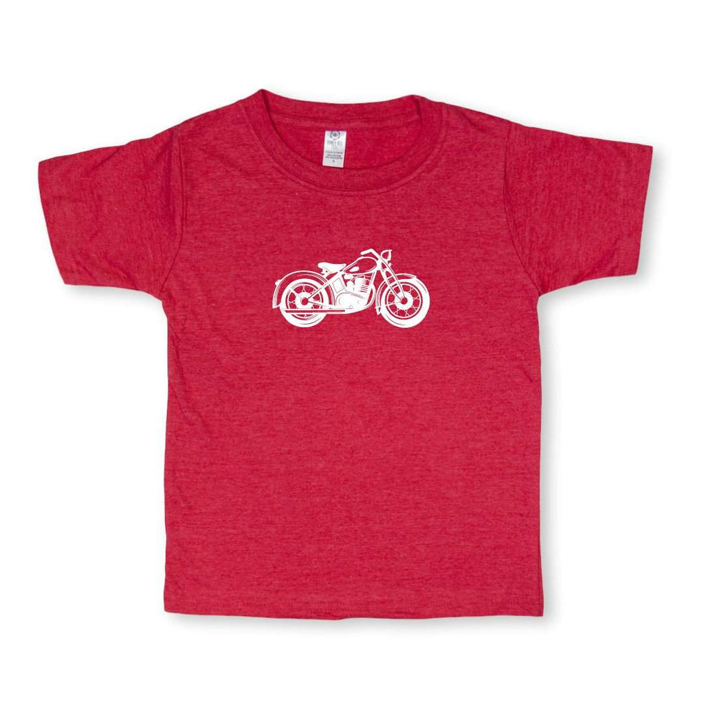 Motorcycle Short Sleeve Tee