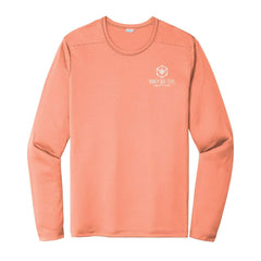 Saltwater Swimmer Long Sleeve UPF Tee