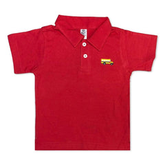 School Bus Polo Tee