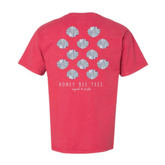 Adult Seashells Short Sleeve Tee