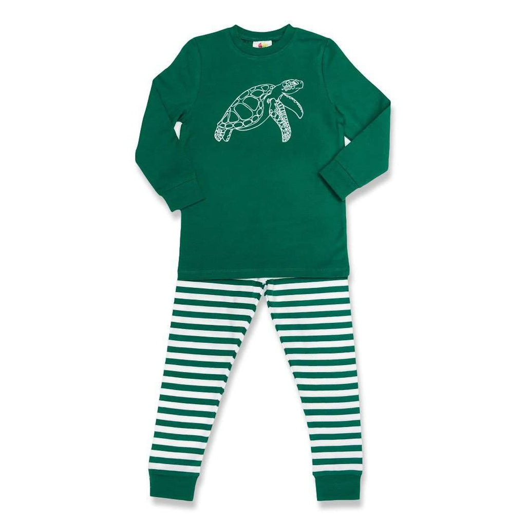 Long Sleeve Sea Turtle Sleepwear