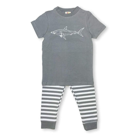 Short Sleeve Shark Sleepwear