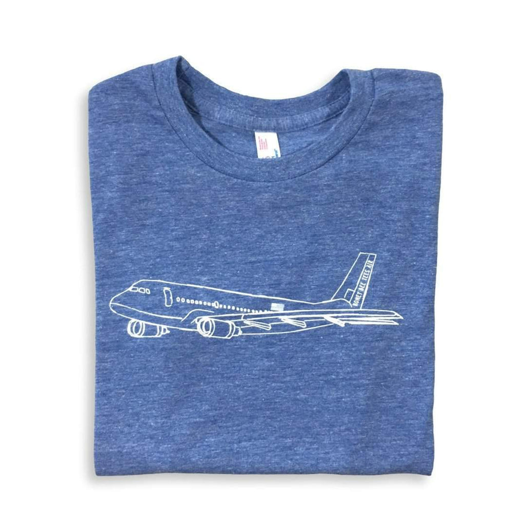 Shirts - Airplane Short Sleeve Tee