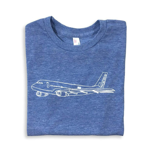 Airplane Short Sleeve Tee