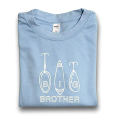 Big Brother Lures Long Sleeve Tee - Honey Bee Tees - 1