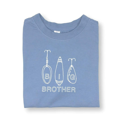 Big Brother Lures Short Sleeve Tee